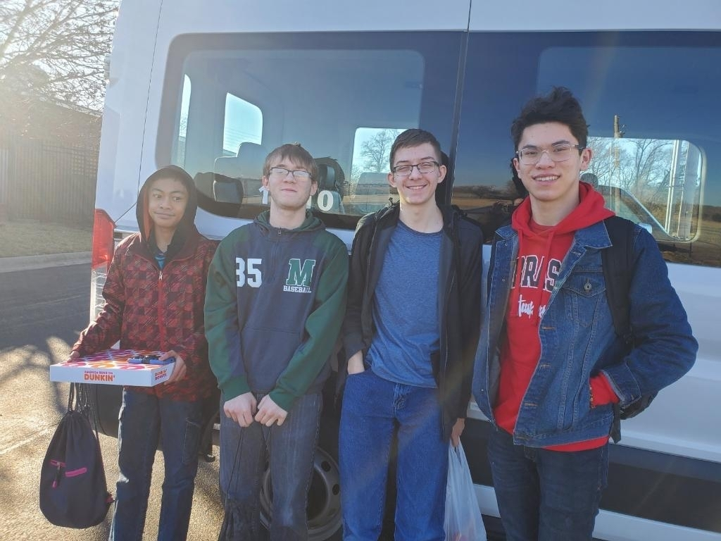 OHS Chess participants