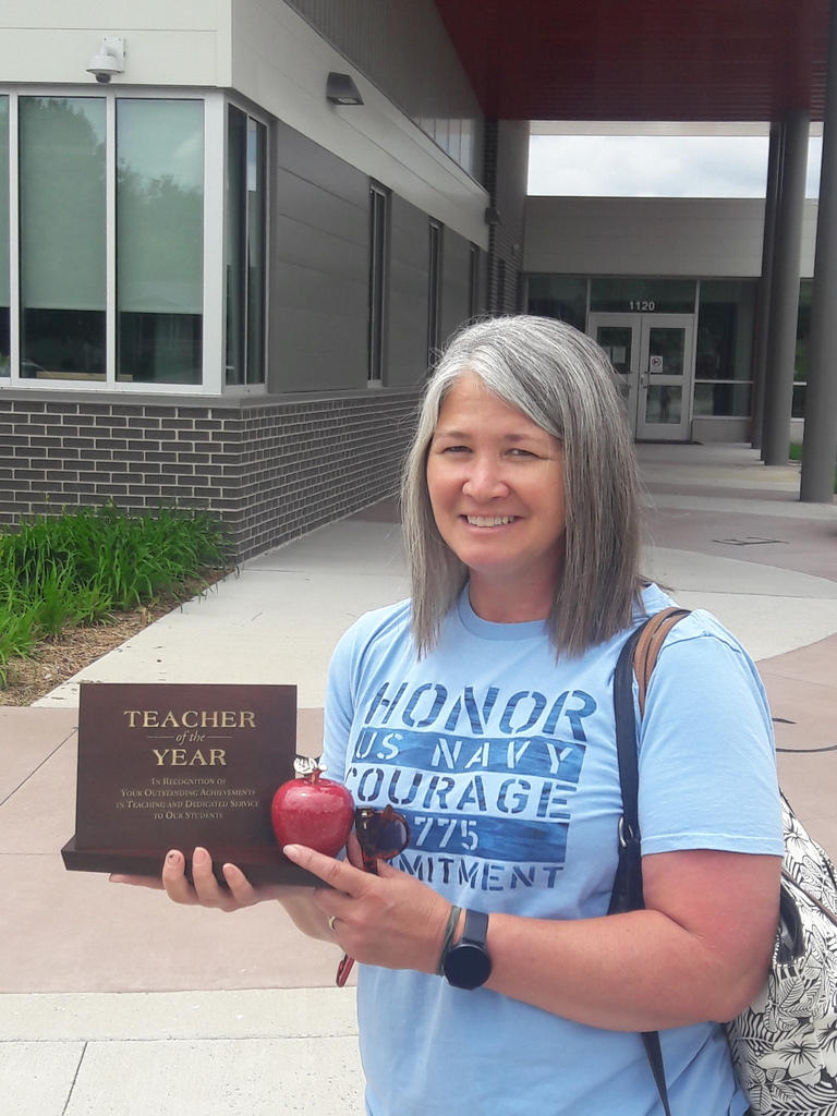 Lori Hower Teacher of the Year