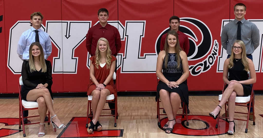 Homecoming Candidates - No Mask
