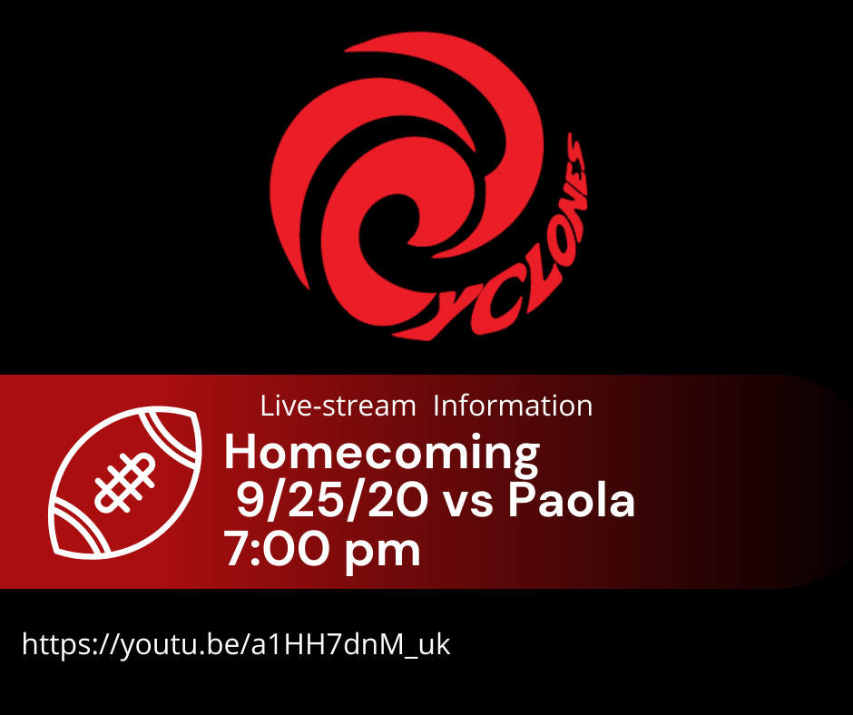 Homecoming Live Stream
